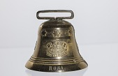 view Commemorative bell from the 1883 Swiss National Exhibition digital asset number 1
