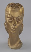 view Female mannequin head from Mae's Millinery Shop digital asset number 1
