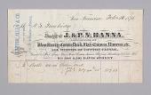 view Certificate of Sale between H.S. Trowbridge and J.& P. N. Hanna digital asset number 1