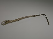 view Slave whip owned by British abolitionist Charles James Fox digital asset number 1