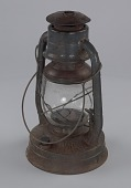 view Oil lantern used by oysterman Ira Wright digital asset number 1