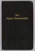 view <I>De Nyew Testament</I> digital asset number 1