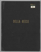 view Music folder owned by Della Reese digital asset number 1