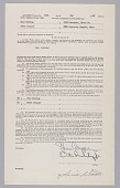 """view Contract signed by Otis Redding for """"Mr. Pitiful"""" digital asset number 1"""