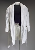 view Robe and trunks worn by Denzel Washington as Rubin Carter in The Hurricane digital asset number 1