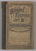 view <I>Gospel Hymns No. 2</I> digital asset number 1