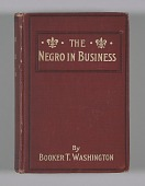 view <I>The Negro in Business</I> digital asset number 1