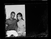 view Studio Portrait of a Couple Sitting, Diptych digital asset number 1