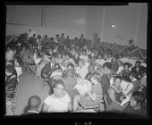 view Indoor Photo of a Crowd of Men and Women, Thelma Barnes digital asset number 1