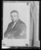 view Copy Work, Portrait of a Man, Rev. W.M. Walton digital asset number 1