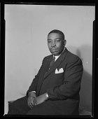 view Studio Portrait of a Man Sitting, Rev. W.M.Walton digital asset number 1