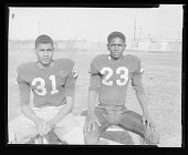 view Outdoor Photo of Two Boys in Vocational School Football digital asset number 1