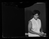 view Studio Portrait of a Woman Sitting, Diptych digital asset number 1