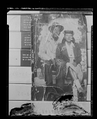 view Copy Work, Portrait of a Couple Sitting and Smoking Cigarettes digital asset number 1