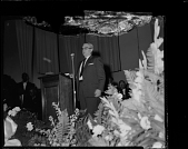 view Indoor Photo of a Man Speaking at a Podium digital asset number 1