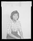 view Studio Portrait of a Woman Sitting digital asset number 1