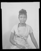 view Studio Portrait of a Girl Sitting digital asset number 1