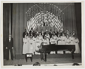 view Photograph of the Hall Johnson Choir digital asset number 1