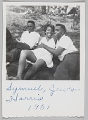 view Photographic print of Symuel, Jew, and Harris digital asset number 1