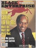 view <I>Black Enterprise February 1991</I> digital asset number 1