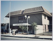 view Photograph of South Central Los Angeles Center designed by Harold Williams digital asset number 1