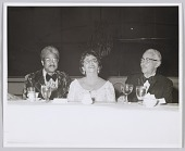 view Photograph of Paul and Della Williams and Harold Williams at tribute event digital asset number 1