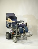 view Ed Roberts's Wheelchair digital asset: Wheelchair used by Ed Roberts