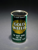 view Gold Water digital asset number 1