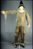 view Scarecrow Costume digital asset: Scarecrow costume, The Wizard of Oz