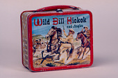 view <i>The Adventures of Wild Bill Hickok</i> Lunch Box digital asset number 1