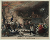view The Rescue of John Wesley from Fire by Willam Smith digital asset: The Rescue of John Wesley from Fire