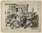 "view ""The Blind Man's Buff, "" or the President's Election for 1852. digital asset: The Blind Man's Buff, or the President's Election for 1862"