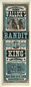 view Jas Wallick's Bandit King digital asset: Jas. H. Wallick's Bandit King