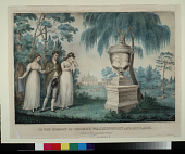 view To the Memory of George Washington and His Lady by Peter S. Duval and Alfred M. Hoffey digital asset: To the Memory of George Washington and His Lady