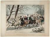 view Winter Pleasure in the Country digital asset: Winter Pleasure in the Country