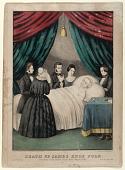 view Death of James Knox Polk digital asset: Death of James Knox Polk