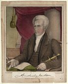 view Andrew Jackson Seventh President of the United States digital asset: Andrew Jackson Seventh President of the United States