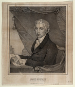 view James Monroe. Fifth President of the United States digital asset: James Monroe, Fifth President of the United States