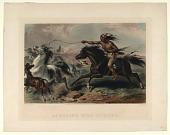 view Lassoing Wild Horses. digital asset: Lassoing Wild Horses