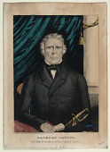 view Zachary Taylor. Twelfth President of the United States digital asset: Zachary Taylor, Twelfth President of the United States