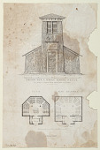 view Design for a Model School House digital asset: Design for a Model School House