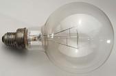 view Standard Tungsten Lamp digital asset: GE tipless Mazda C lamp
