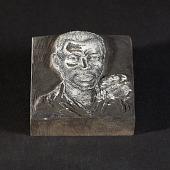 "view Engraved wood block ""Kasanji"" digital asset number 1"