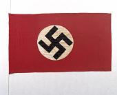 view German Nazi Swastika Flag digital asset: German Nazi swastika flag