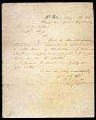 view Ulysses S. Grant's Letter from Fort Donelson digital asset number 1
