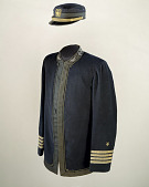 view Captain Charles Gridley's Coat and Cap digital asset number 1