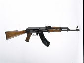 view AK-47 Automatic Rifle digital asset: AK-47 Automatic Rifle