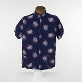 view Man's Shirt, 1945–55 digital asset number 1