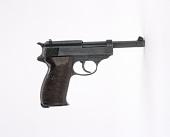 view German Walther P38 Pistol digital asset: German Walther P38 pistol
