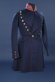 view Mexican Army Frock Coat digital asset number 1